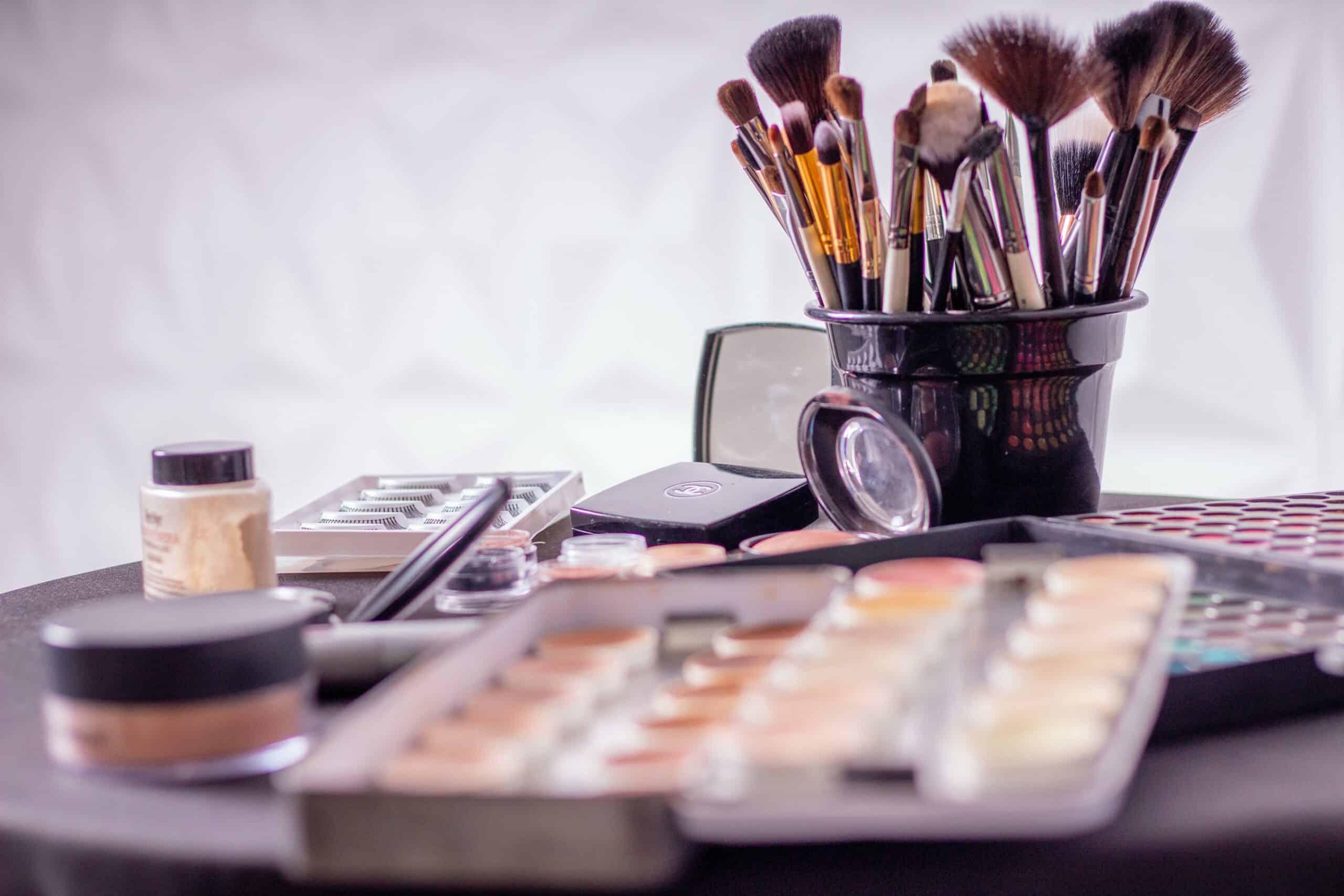 Braut-Make-Up Schweiz
