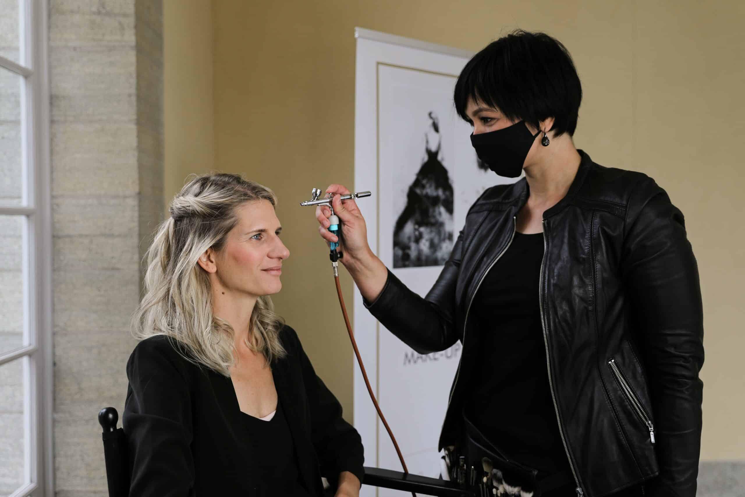 Freie Trauung Make-up